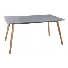 MARTIN 160 grafit stôl