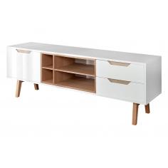 NORDIC TV WHITE stolík
