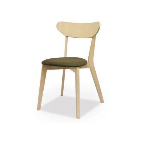 DUO čalúnená stolička