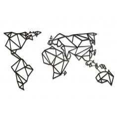 WORLD MAP dekorácia - mapa sveta