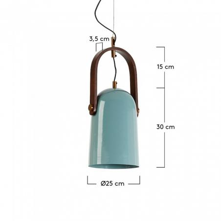 JATEE BLUE lampa