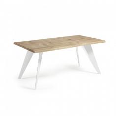 DIAGON W NATURAL OAK stôl 180
