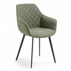 EMMA stolička zelená