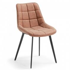HADA stolička hnedá