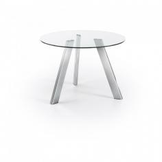 CAMP stôl chróm 110