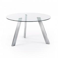 CAMP stôl chróm