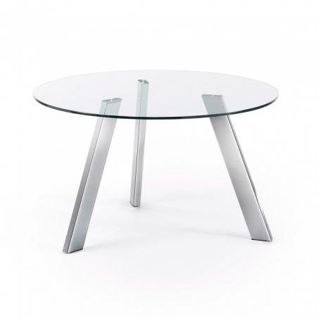 CAMP stôl chróm 130