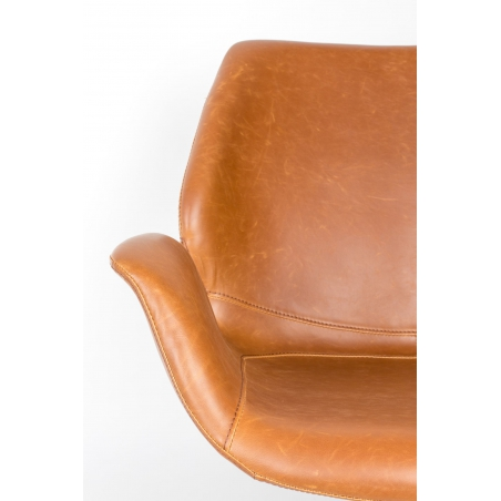 ZUIVER NIKKI LOUNGE CHAIR
