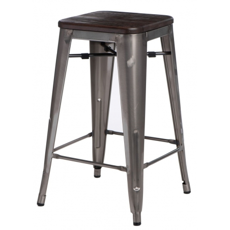 PARIS WOOD barová stolička