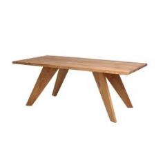 ELEN masívny dubový stôl