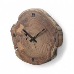 WOODTIME nástenné hodiny