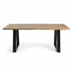 ALIALA stôl z agátového dreva