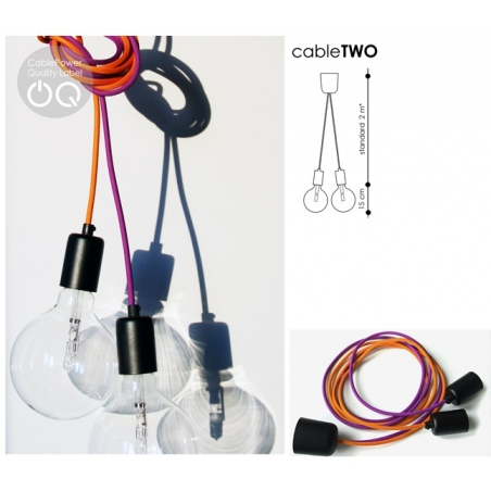 CABLE POWER TWO