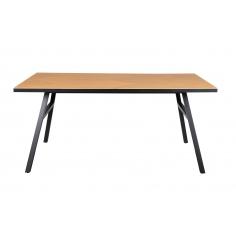 ZUIVER SETH OAK stôl