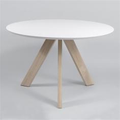 ZIJLSTRA 3LEG ROUND 120 stôl