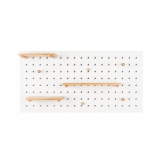 ZUIVER BUNGY PEGBOARD polica