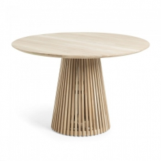 JANETT drevený stôl