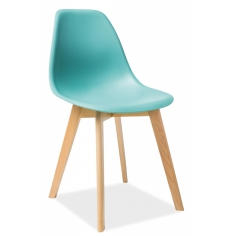 TORY WOOD stolička
