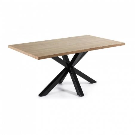 RONY BLACK MDF stôl