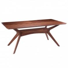 SOFIJA WALNUT HRAN stôl
