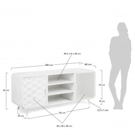 RYTA TV stolík