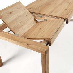 VIANO N dubový rozkladací stôl