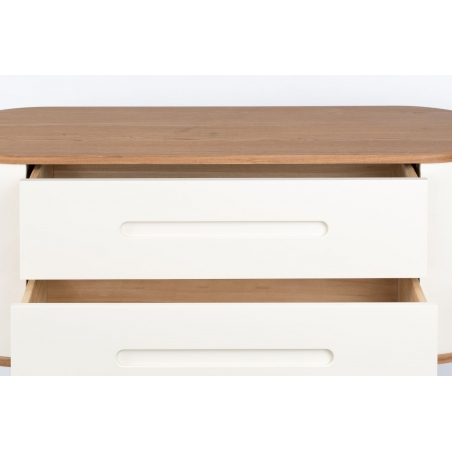 ZUIVER CODY cabinet 2DR