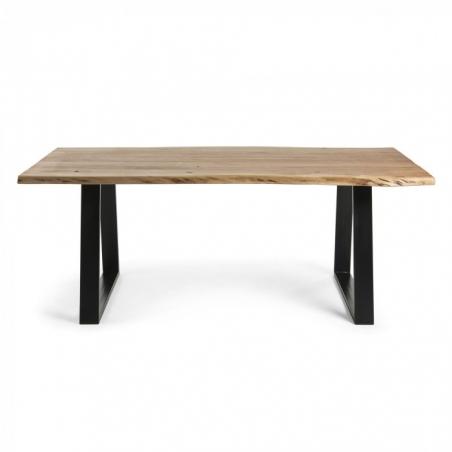 ALIALA 220 stôl z agatového dreva
