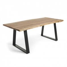 ALIALA 160 stôl z agatového dreva