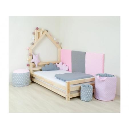 Waly detská posteľ