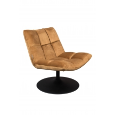 LOUNGE CHAIR BAR VELVET s 3 kombinaciami
