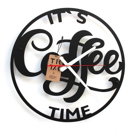 COFFEE hodiny