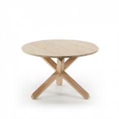 ARENDAL OAK Ø 120 jedálenský stôl