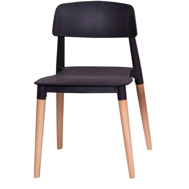 LAYER stolička - sivá