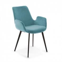 HERMANN VELVET stolička