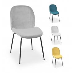 JOE zamatová stolička