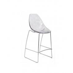 GLAMOUR barová stolička
