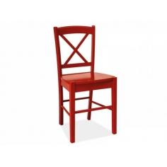 FJORDO RED stolička