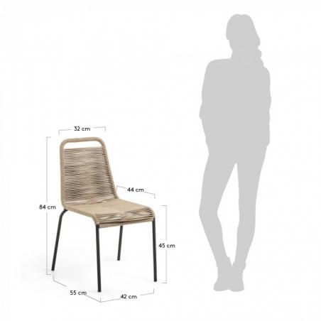 GLENVILLE stolička