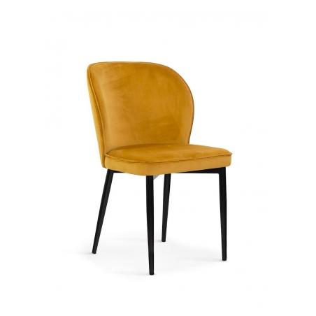 ANIE zamatová stolička