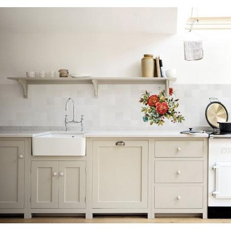 WHITES kuchynská zástena