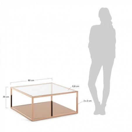 GREENHILL konferenčný stolík v 2 veľkostiach