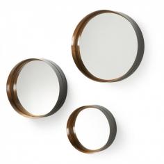 WILSON sada 3 zrkadiel
