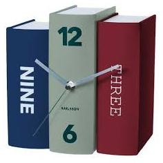 KARLSSON BOOK G hodiny