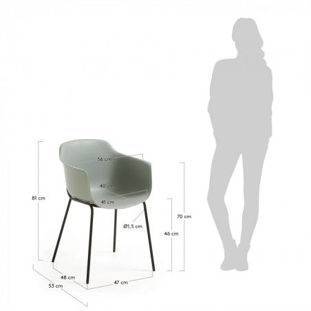 KHASUMI stolička