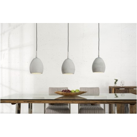 CEMENT GREY lampa