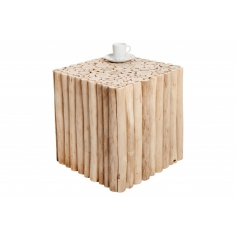 NATURE TEAK 35 stolík