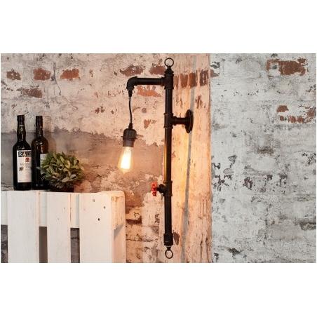 HOT PIPE nástenna lampa