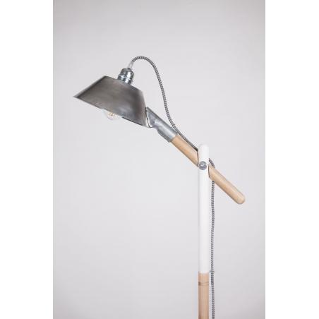 FANGLAMP nastaviteľná podlahová lampa