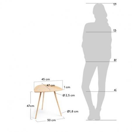 DAMAS príručný stolík